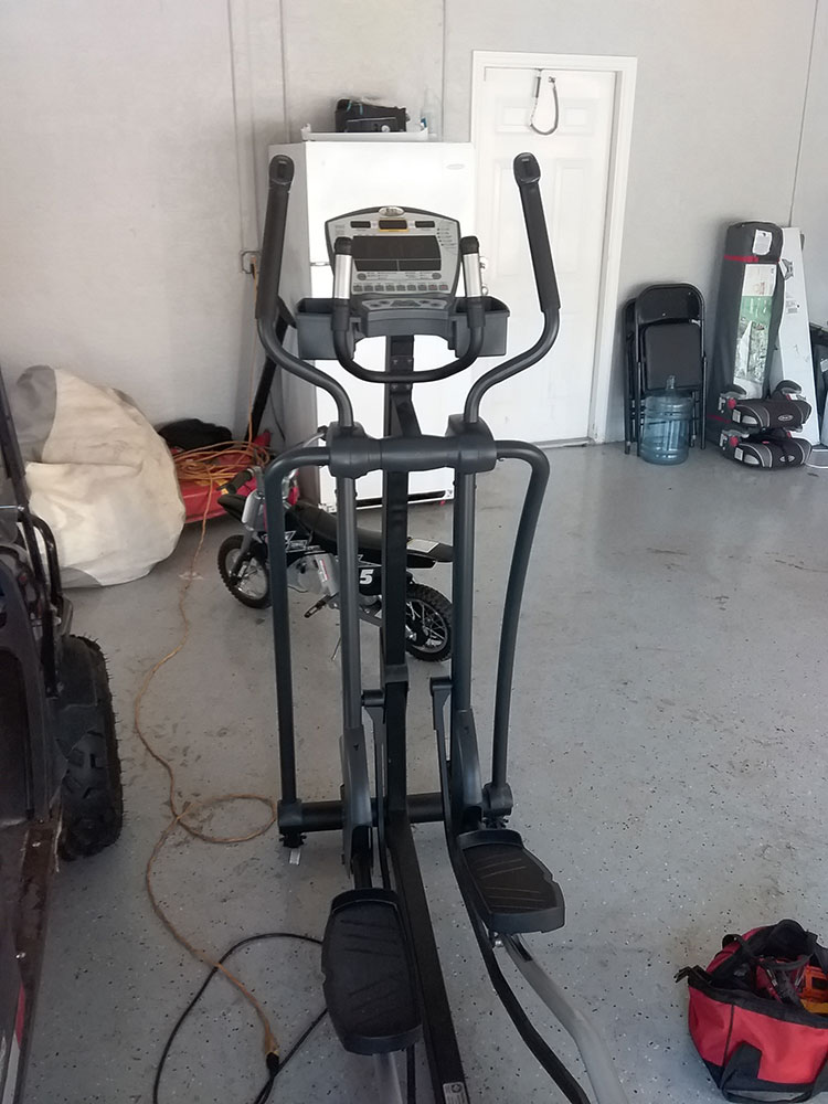 Elliptical repair in Boca Raton, FL
