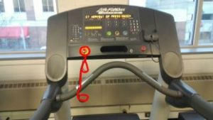treadmill repair at gym in Philadelphia