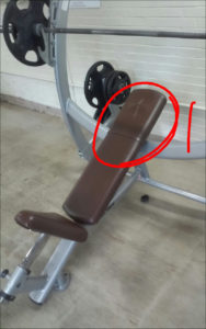 Cybex Incline Bench