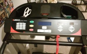 Maintaining a Newtown Square Treadmill