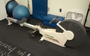 Philadelphia Rowing Machine