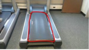 Treadmill at Temple University