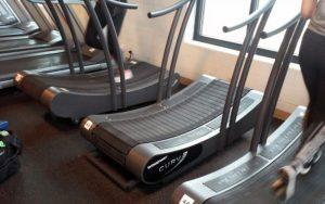 YMCA treadmill repair
