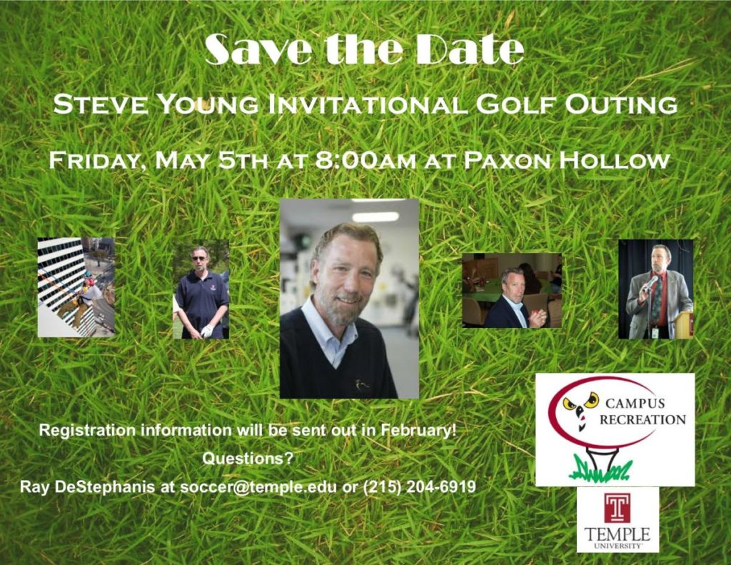 Temple's Steve Young Invitational