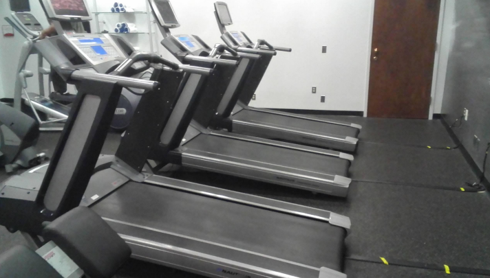 Unsafe Placement of Treadmills
