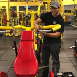 Fitness Machine Technicians working at Retro Fitness
