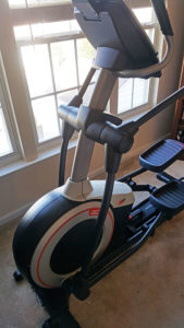 Elliptical repair in Olde Providence North, NC
