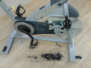 Exercise bike repair in Troy, MI