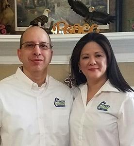 Rene & Nathalie Garcia