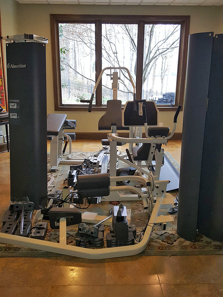 Fitness Equipment Assembly Amp Disassembly In Ballantyne Nc