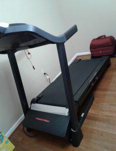 Treadmill Disassembly in Royal Oak, MI