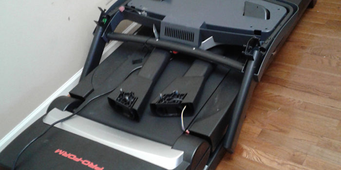 Treadmill Disassembly in Royal Oak, MI