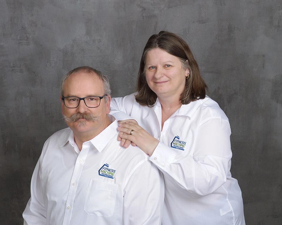 Dave & Bernadette Phelps FMT Las Vegas