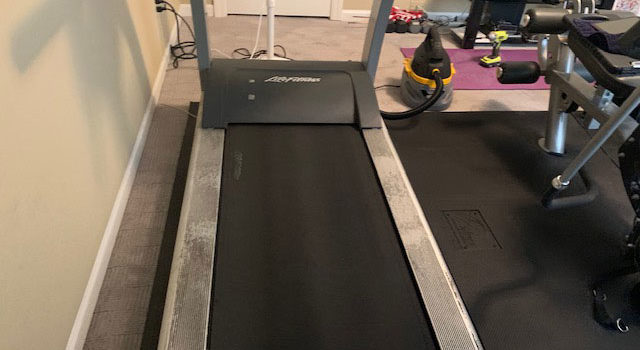 Treadmill maintenance in Eureka, MO