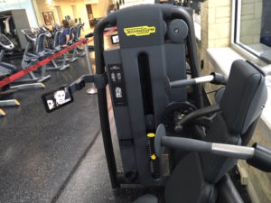 Gym installation in Keller Pointe, TX