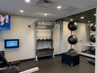 Gym installation in St. Charles, MO