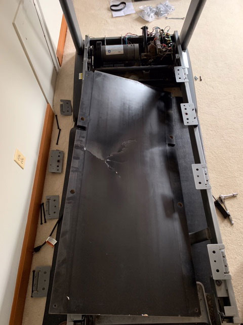 Treadmill repair in Irondequoit, NY