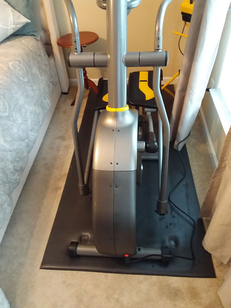 Elliptical repair in Ballantyne, NC