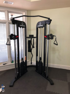 Fitness equipment assembly in Cornelius, NC