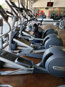 Gym maintenance in Richmond, TX