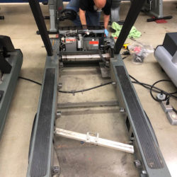Treadmill maintenance in Hilliard, OH