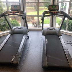 Up-to-date, new and maintained treadmills