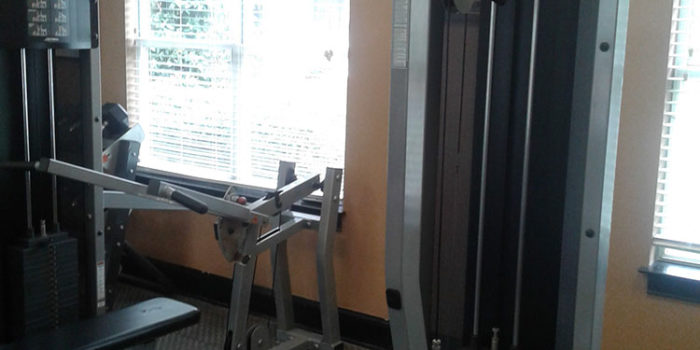 Apartment gym maintenance in Marietta, GA