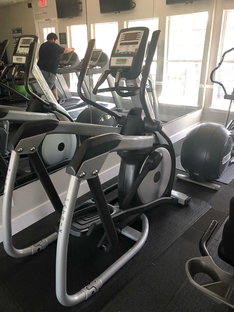 Elliptical repair in Huntersville, NC