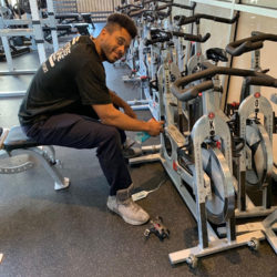 Gym maintenance in Baltimore City, MD