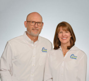 Joy & Bart Stevans, Owners of FMT Sacramento