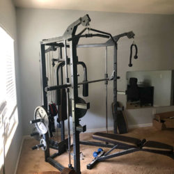 Strength equipment assembly in Charlotte, NC