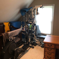 Strength equipment relocation in Mooresville, NC