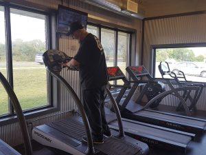 Treadmill repair in Wamego, KS