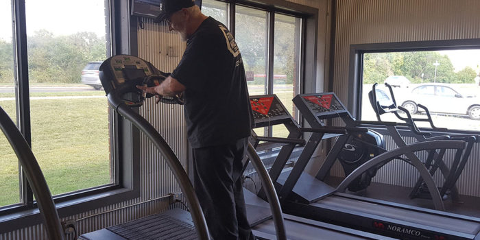 Treadmill repair in Wamego, KS