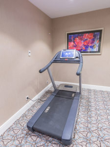 Treadmill installation in Olivette, MO