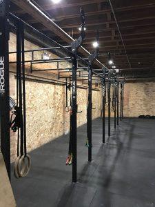 Gym maintenance in West Town, Chicago
