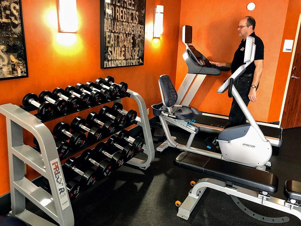 Fitness center maintenance in Antioch, TN