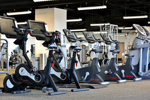 Ellipticals in our Gym Equipment Repair and Maintenance service