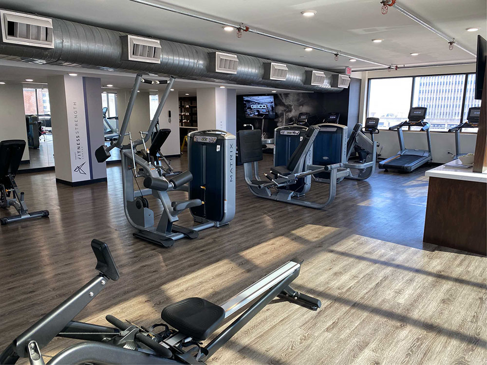 Gym maintenance in Winston-Salem, NC