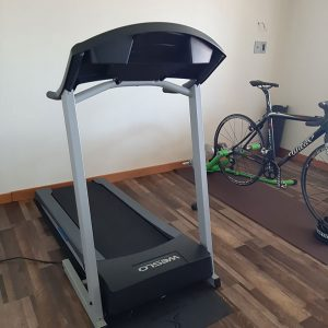 Weslo Treadmill after repair