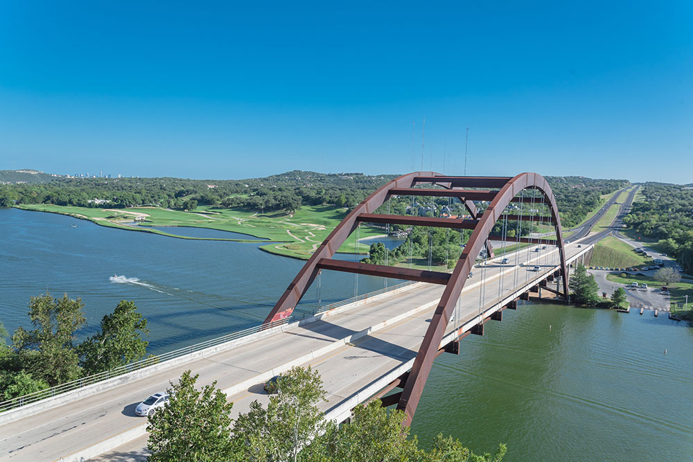 Austin penny backer bridge