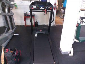 Fixed treadmill