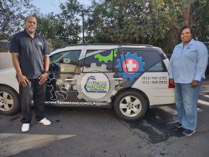 D'Shone & AJ, FMT La Coast owners