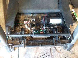 precor treadmill engine