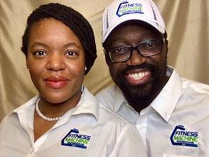 Toutoule and Carly Ntoya