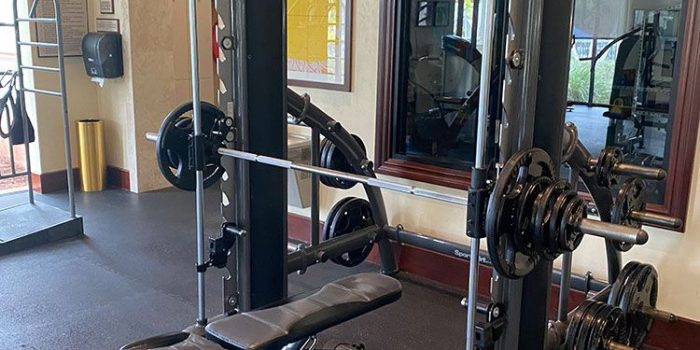 Hollywood Smith Machine