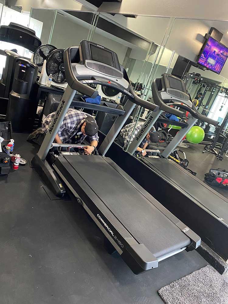 Treadmill repair in Ontario, CA