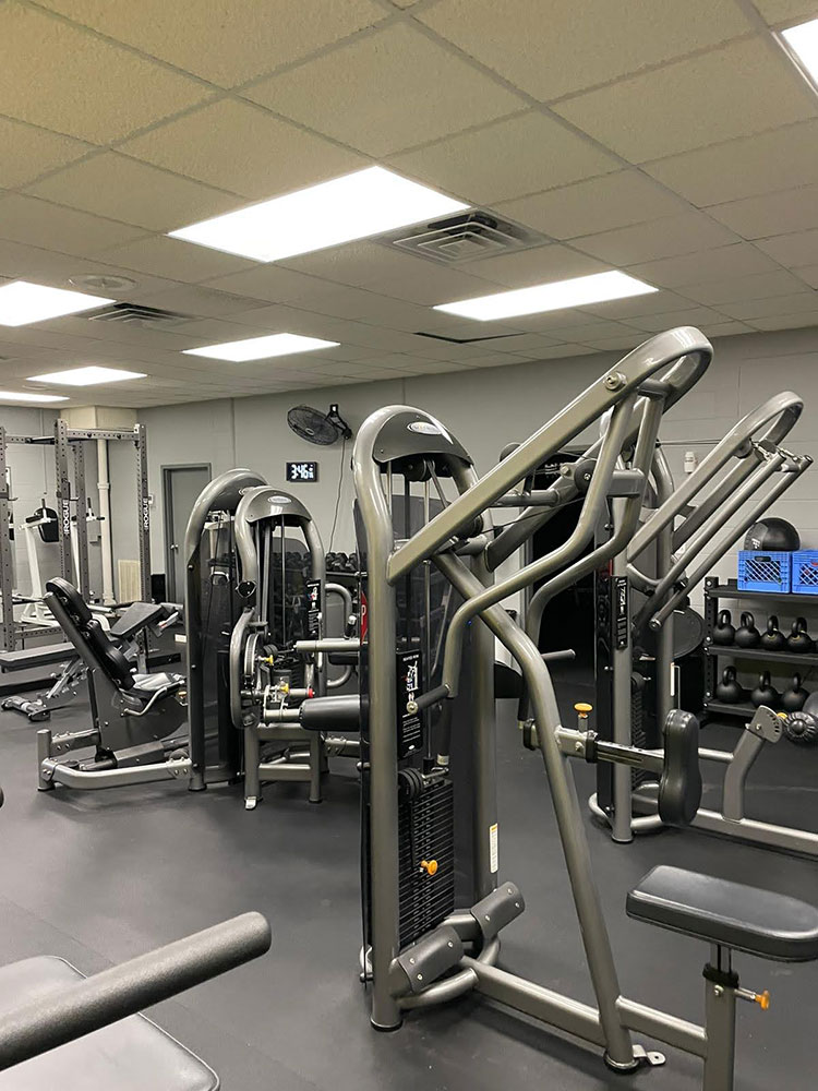 Fitness center maintenance in South Tampa, FL