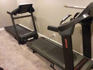 Treadmill repair in Chênes, Manitoba